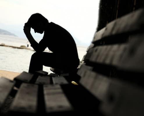 chronische pijn en depressie verbonden