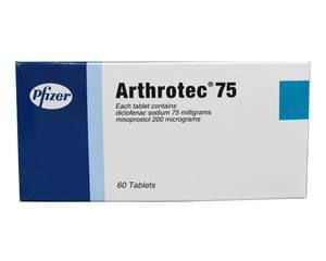 arthrotec pijnstiller
